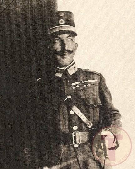 General Nikolaos Trikupis